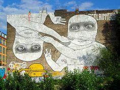 Berlin street art. artist?