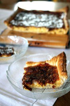 Swiss traditional savory Cheese Pie!