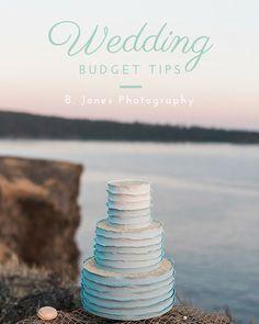 Check out my favorite wedding budget tips on the blog! Link in Profile! Gorgeous cake by @honeycrumbcakes . . . #bjonesphotography #ohwowyes #seattleweddingphotographer #thedailywedding  #theknot #stylemepretty #seattlebride #seattlewedding #thatsdarling #darlingmovement #fineartwedding #pursuepretty #fuji400 #huffpostido #wedding #weddingphotographer  #weddinginspiration #instawedding #therisingtidesociety #love #seattlephotographer #pnwwedding #pretty #weddingplanning #bridetobe…