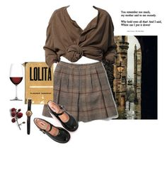 """""""this city is so calm"""" by silkwitch on Polyvore featuring Club Monaco, Vulcain and Nachtmann"""