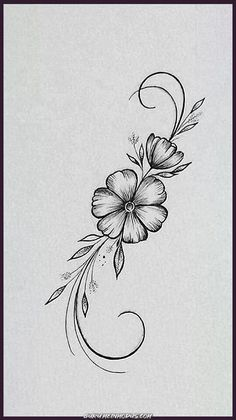 Dibujos De Flores Hawaianas - meetmelindadoolittle Through our work with older buildings like the Sala Beautiful Flower Drawings, Flower Art Drawing, Pencil Drawings Of Flowers, Flower Sketches, Pencil Art Drawings, Tattoo Drawings, Drawing Style, Tattoo Sketches, Simple Flower Drawing