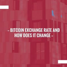 Wave hello to this awesome post! 👋 Bitcoin exchange rate and how does it change https://risingfeed.com/btc/bitcoin-exchange-rate/