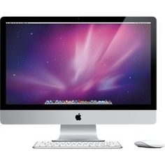 Mac desktop computer. Eventually..... :)