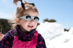 Cómo elegir las mejores gafas de sol para niños