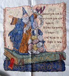 Wizard by Allisona, via Flickr