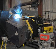 How To Increase Welding Production In A Manufacturing Atmosphere