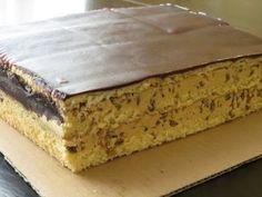 Vanilla Cake, Tiramisu, Baking Recipes, Sweet Tooth, Cheesecake, Good Food, Tasty, Chocolate, Cooking