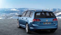 2015 Volkswagen Jetta SportWagen Previewed By VW Golf Variant , Gallery 1 - The Car Connection