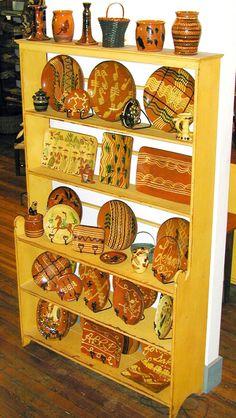 Workshops of David T. Smith & Turtlecreek Pottery