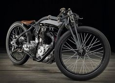 Cool Custom I think it a  Rudge Whitworth #vintage #motorcycle