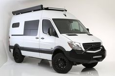 every hit a deer with sprinter van.... wish you had one of these, custom made for RB Components customers  http://www.rbcomponents.com/sprinter-van/sprinter-van-conversions/sprinter-van-outdoor