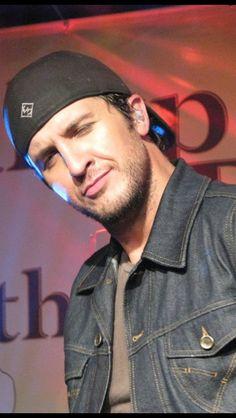 Can I get a mmmm hmmm ;-) Luke Bryan