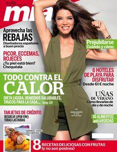 #RevistaMía 1552. Aprovecha las #rebajas. #Uñas de verano. #Prejubilarse, cómo y cuándo.