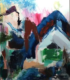 "Saatchi Art Artist Fahar Al-salih; Painting, ""2 die 4 u"" #art"
