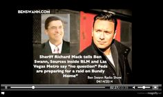 Inside Sources Reveal Feds Raid Plans For Bundy Ranch