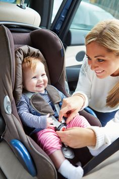 Get the latest recommendations on car seat safety for your kids from our child passenger safety technician. // myilluminateblog.com #carseat #kidshealth