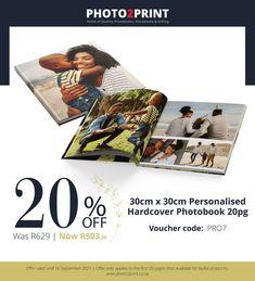 #photobooks #Photobook_Specials #PhotoBooks #SouthAfrica #photo2printza Photo Book, How To Apply, Gifts, Presents, Favors, Gift