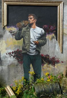 Fintan Switzer, 'Adam', Killarney - unurth | street art