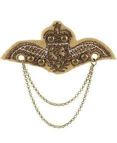 BKE Military Pin - Women's Accessories | Buckle - StyleSays