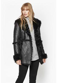 Winter Toscana Sheepskin Coat