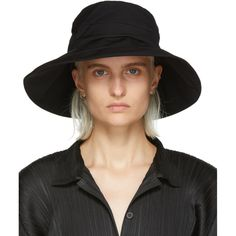 Shop from luxury labels, emerging designers and streetwear brands for both men and women. Love Hat, Grosgrain, Brows, Crochet Hats, Shopping, Clothes, Collection, Black, Stitching