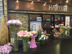 Visit Harvest Cafe located on the 1st floor of Al Shaab Village and indulge in a natural environment.  .. Buy your favourite coffee and flowers from Harvest Cafe after doing shopping in the Harvest Supermarket. .. #Harvest #Cafe #Sharjah #UAE #AlshaabVillage #Supermarket