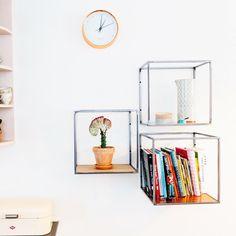Erbs Design i køkkenet #erbsdesign #upcoming #brand #danishdesign #shelfie #oak #iron #unika #handmade #matcherdinpersonlighed Se mere på www.erbsdesign.dk