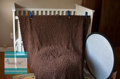 blanket setup for newborn session - Google Search