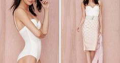 10 Life-Changing Pieces That Make Every Outfit Look Amazing Simple Style, My Style, Must Haves, Cute Outfits, Bodysuit, Bodycon Dress, One Piece, Life Changing, Swimwear