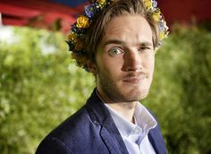 Felix Kjellberg (aka pewdiepie) I don't watch his videos that much because of the swearing and stuff but he does seem like a really nice guy.