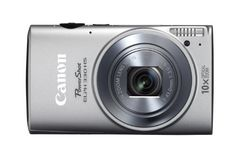 Canon PowerShot ELPH 330 HS 12.1 MP Wi-Fi Enabled CMOS Digital Camera with 10x Optical Zoom 24mm Wide-Angle Lens and 1080p Full HD Video (Silver) by Canon. $229.00. From the Manufacturer                  Share with Powerful Style         Radiant in a sleekly rounded new design, the PowerShot ELPH 330 HS boasts enhanced built-in Wi-Fi® that enables you to comment on photos and share them to social  networking sites quickly and easily – even within specific group...