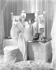 Jean Harlow Dinner at Eight 1933