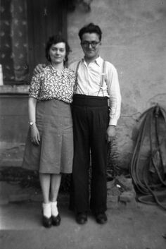 La mode des années 40