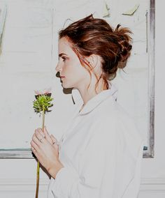 Emma Watson for Into The Gloss (2017) Pinned by @lilyriverside