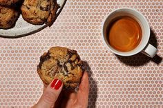 These Chocolate Chip Cakies Are Better Than Cookies Or Cake #refinery29 http://www.refinery29.com/impatient-foodie/6