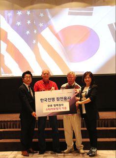 Starkey Korea helps UN War vets with hearing aids