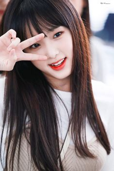 Kpop Girl Groups, Kpop Girls, Korean Girl, Asian Girl, Yu Jin, Baby Ducks, K Pop Star, Yuehua Entertainment, Japanese Girl Group
