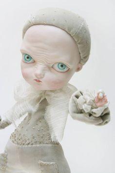 sasha petrov ... freaky porcelain dolls