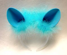 My Little Pony  Rainbow Dash Ears by reLuv on Etsy, $7.99