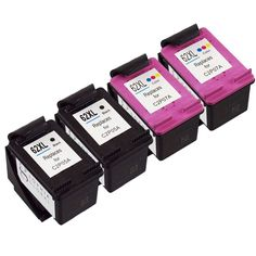 Refurbished Sophia Global Remanufactured Ink Cartridge Replacement for HP 62XL
