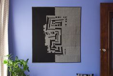 sew katie did | Seattle Modern Quilting and Sewing Studio | Skewed Symmetry Quilt