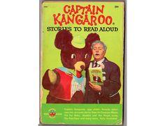 Captain Kangaroo Stories to Read Aloud Vintage by vintagebarrel, $10.00