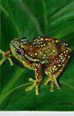 Rachel Dillon AFC Rachel Dillon Acrylic Dot Paintings of ...