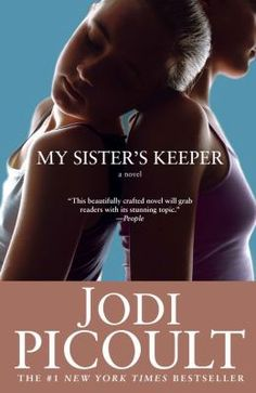 Adult Book Club Titles - My Sister's Keeper by Jodi Picoult.