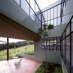 House on the Slope - Paisajes Emergentes by Cristobal Palma     http://archdaily.com/