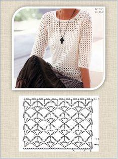 Granny Square Crochet Pattern, Crochet Granny, Crochet Stitches, Free Crochet, Knit Crochet, Knitting Patterns, Crochet Patterns, Crochet Baby Clothes, Poncho