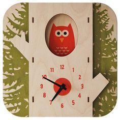 Fab.com | Loveable 3D Wall Art And Clocks