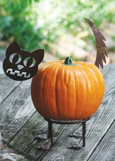 1000 Images About Fall Decorations On Pinterest Metal