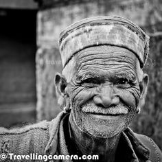 A Happy Gentleman from Himalayan State of India || Folks of Himachal Pradesh