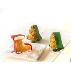 """Szilikon sütőforma """"Karácsony"""""""